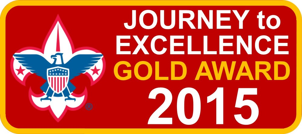 Journey to Excellence Award JTE - 75 has received the top honorary award for running a top unit.